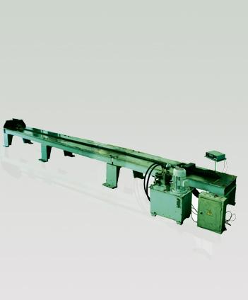 Machine de rodage de pré-tension (machine à tension statique)